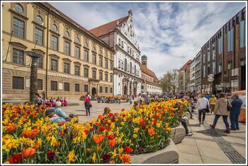 Уральские авиалинии будут летать из Екатеринбурга в Мюнхен весь год