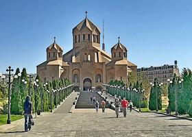 В Ереване Ч.4