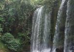водопад на Пном кулен