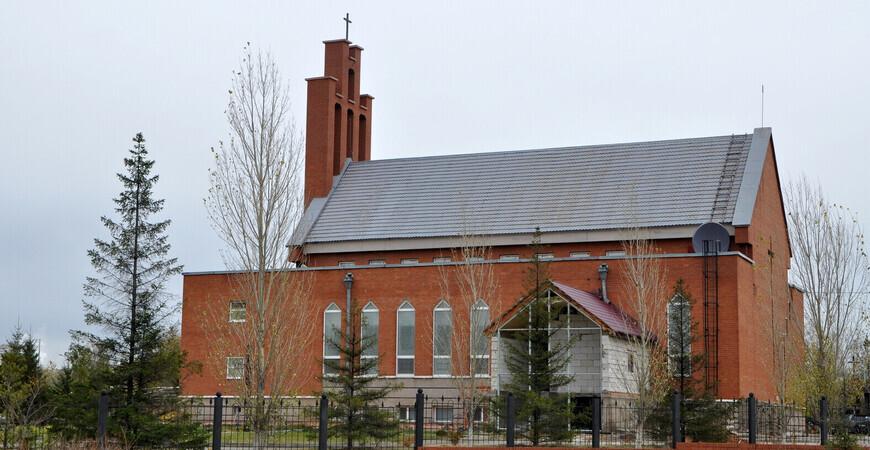 Католическая церковь<br/> в Нур-Султане