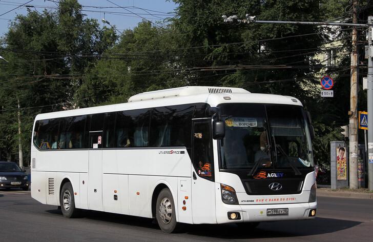 Автобус Воронеж — Елец