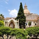 Монастырь бенедиктинцев в Катании