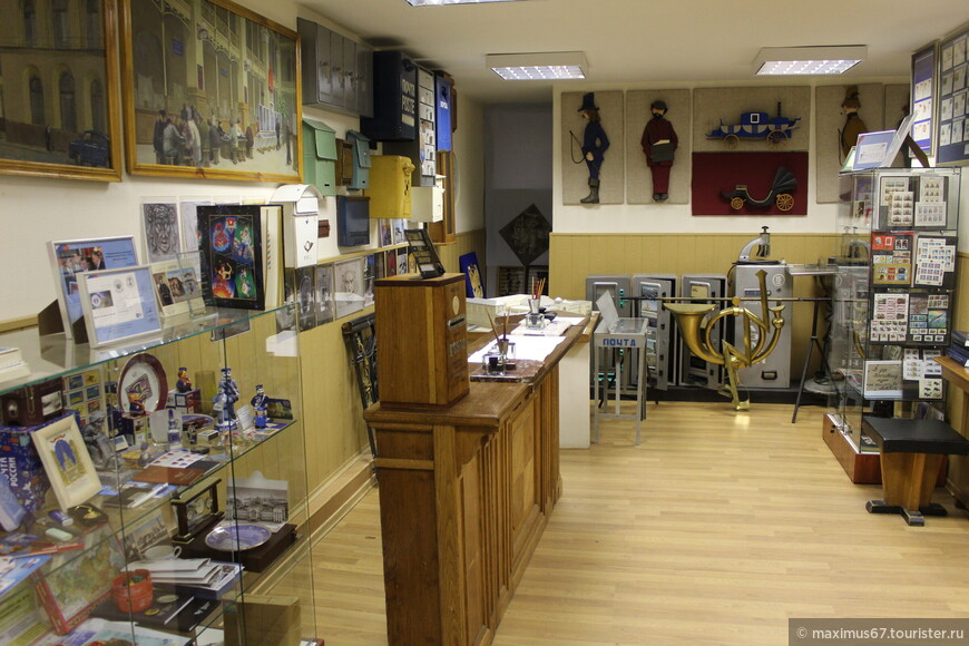 Музей истории русской почты и Московского почтамта