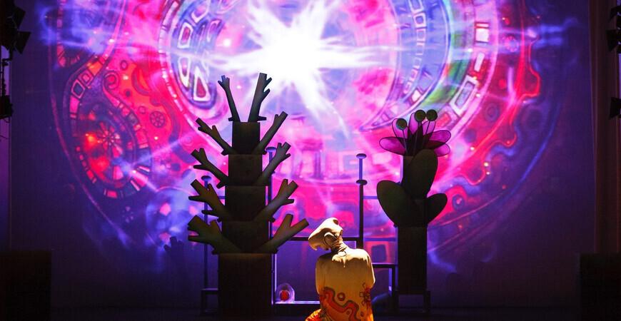 Кукольный театр сказки в Санкт-Петербурге
