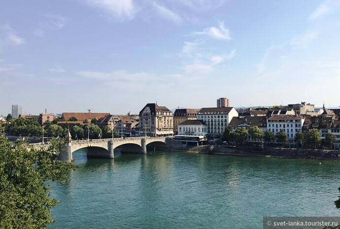 Парадокс и чудачество швейцарского Базеля