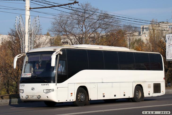 Автобус Воронеж — Лиски