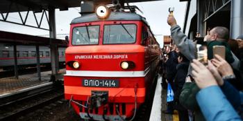 Поезд Москва – Севастополь запустят в апреле