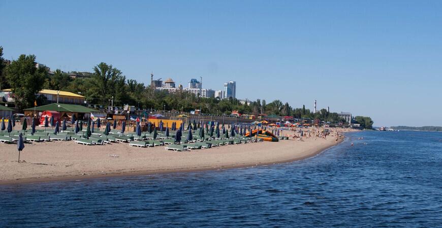 Пляж «Кинап»