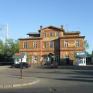 Ж/д вокзал Сестрорецк