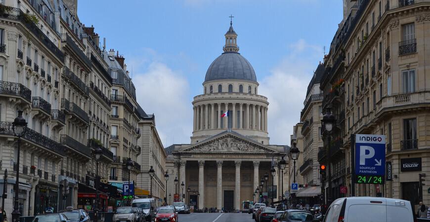 Пантеон в Париже