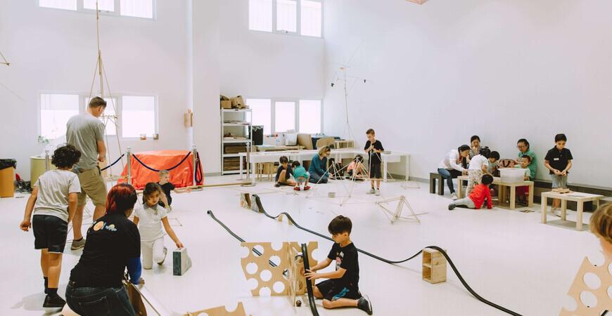 Экспериментальный детский музей «OliOli»