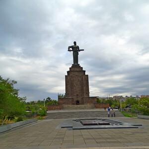 В Ереване.Ч.6