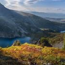 Красная гора на Алтае