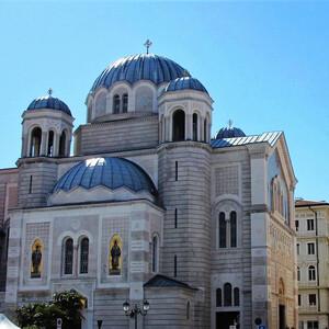 Лучшие соборы итальянского Триеста — от базилики Сан Сильвестро и православной Сербской церкви до синагоги