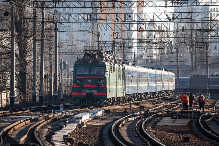 Поезд Киев — Одесса