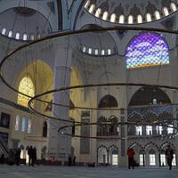 Мечеть,в которой стоит побывать