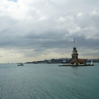 Девичья башня Стамбула