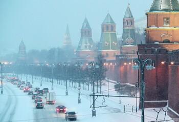В Москве ожидается самый мощный снегопад с начала зимы
