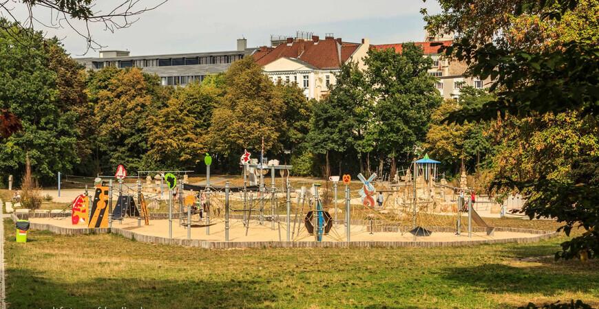 Парк Бушкруг