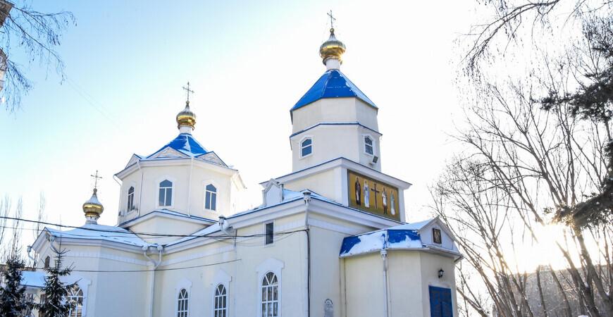 Константино-Еленинский Собор в Нур-Султане