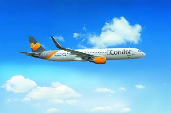 Бывшую авиакомпанию Кука Condor Airlines купили поляки