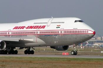 Власти Индии продают национальную авиакомпанию Air India