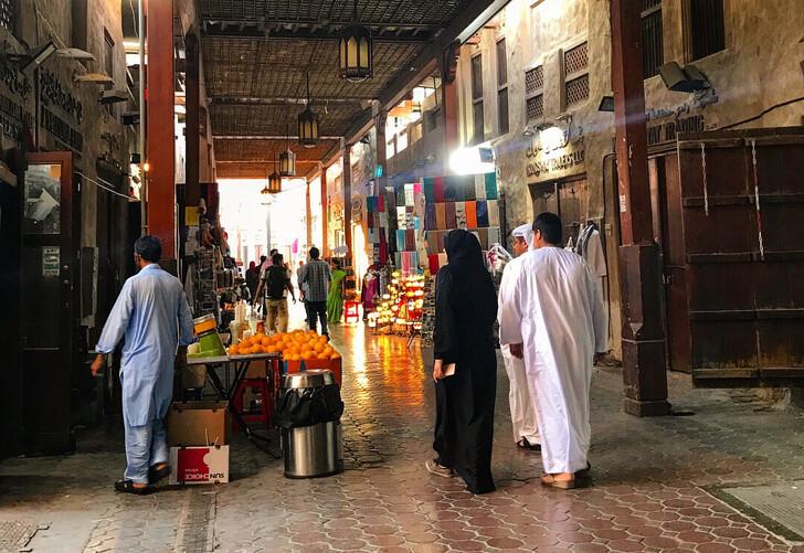 Что привезти из Дубая