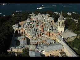 Топкапы — (не самый) старый дворец