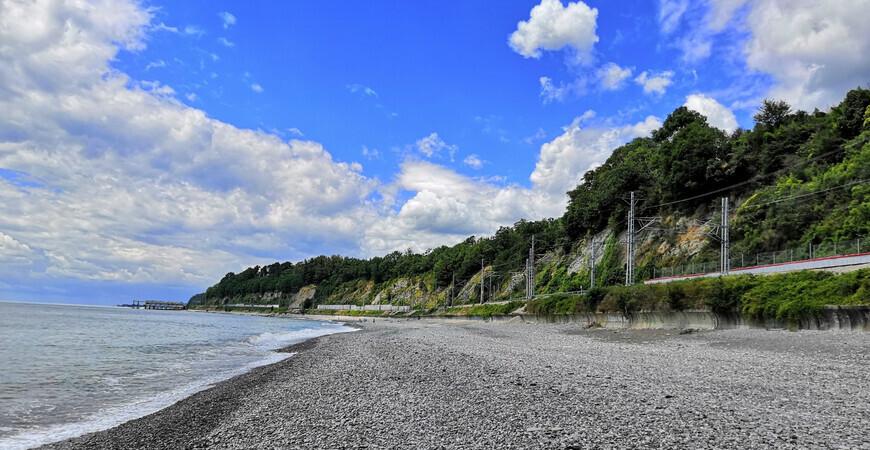 Пляж Каткова Щель