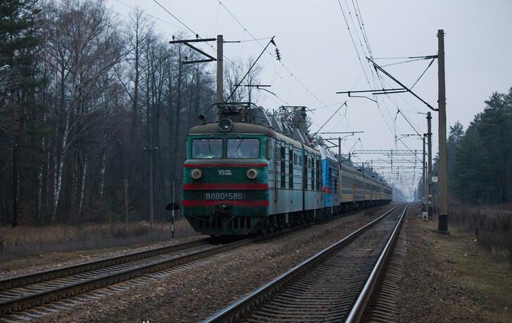 Поезд Киев — Рига