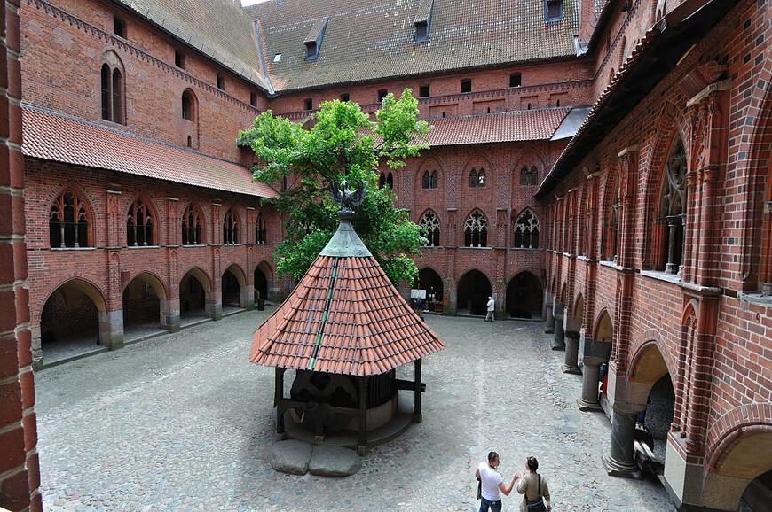 Мариенбург: затерявшийся в средневековье