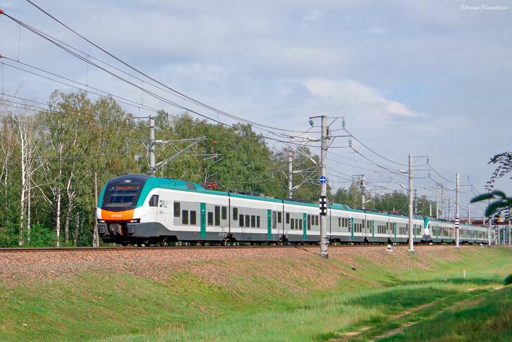 Поезд Минск — Гомель
