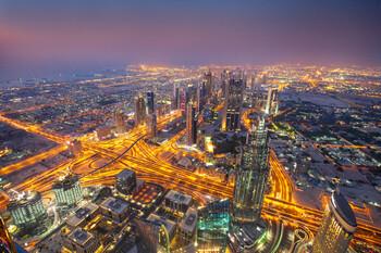Дубай отчитался о рекордном турпотоке в 2019 году