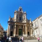 Коллегиальная базилика в Катании