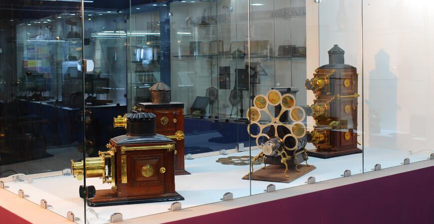 Музей истории кино в Дубае