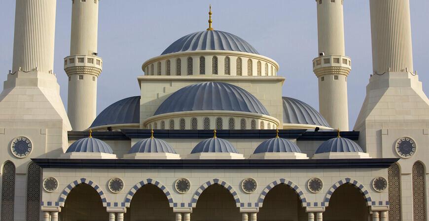 Мечеть Аль Фарук Умар Ибн Хаттаб