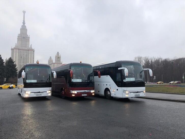 Автобус Воронеж — Тула