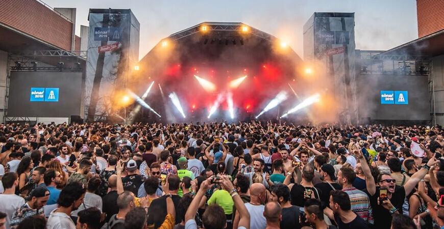 Фестиваль Sónar