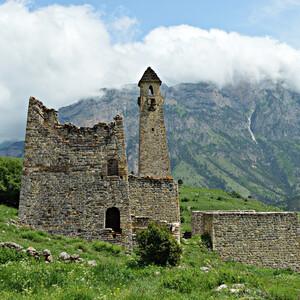 Башенные комплексы Ингушетии