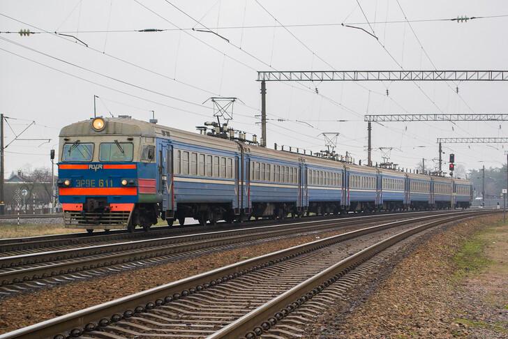 Поезд Минск — Барановичи