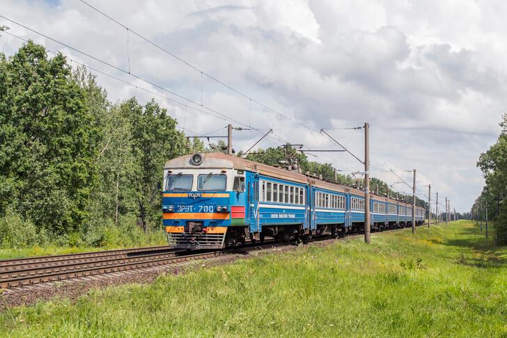 № 6018 Минск-Восточный — Орша-Центральная