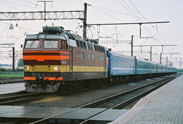 № 002Б «Беларусь» Минск— Москва