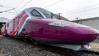 В Испании запускают скоростной поезд-лоукостер Мадрид – Барселона