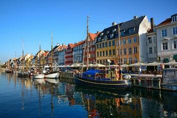 Копенгаген стал самой «здоровой» столицей Европы