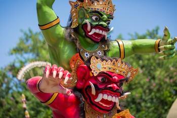 Ближайшие фестивали острова Бали