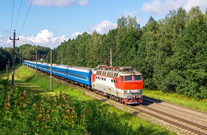 Поезд Минск — Мурманск