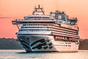 Ещё 10 человек заразились коронавирусом на круизном лайнере Diamond Princess
