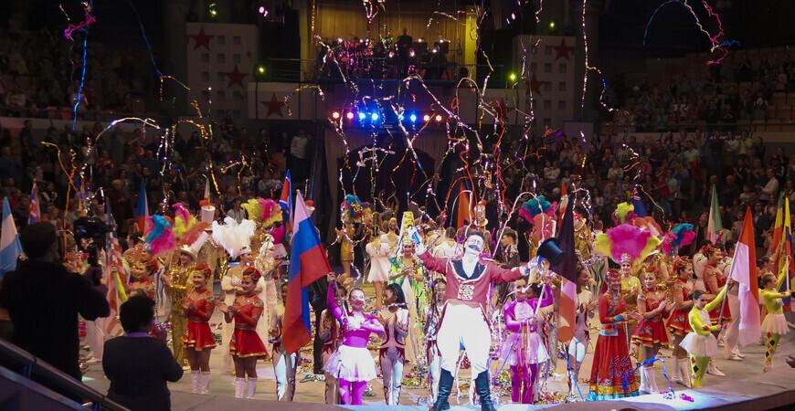 Фестиваль циркового искусства 2021