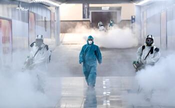 Число больных коронавирусом в Китае превысило 28 000 человек