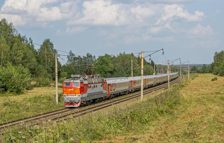 Поезд Минск — Варшава